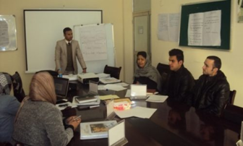 Leadership Development for Relief Workers