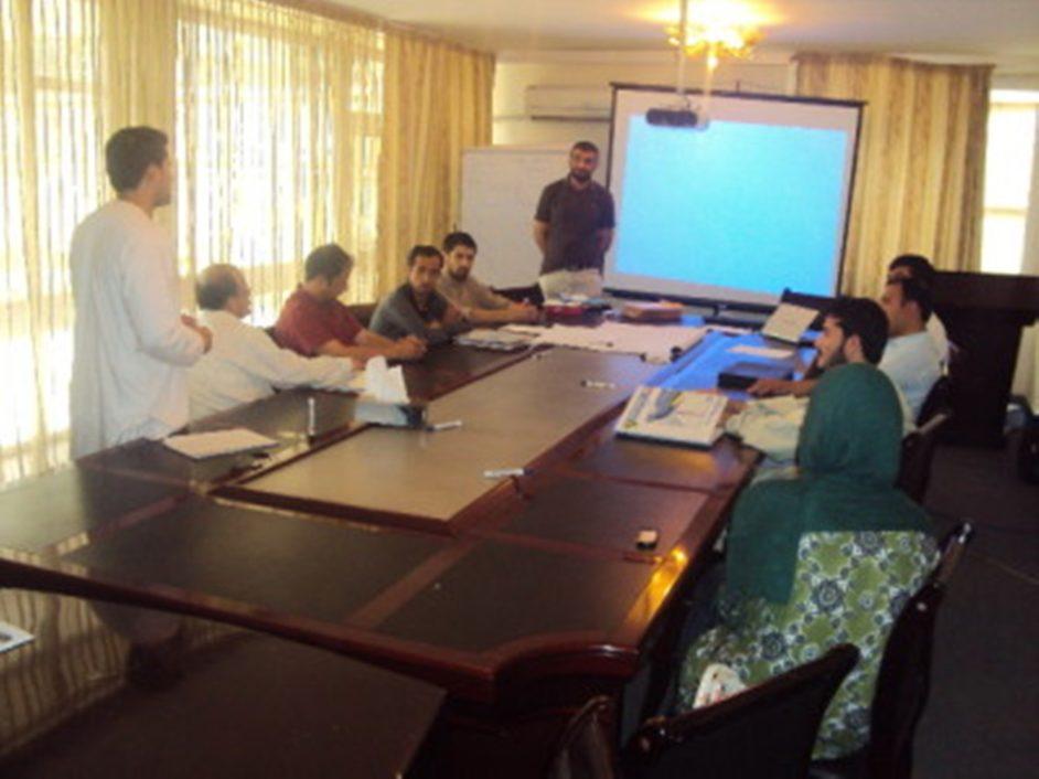 Advanced Negotiation Skills- Training for Afghans